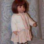 """Редкая куколка """"Jolie"""" фирмы Gotz одна из 100. Лимит. При покупке в течении недели цена 19000!"""