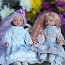 Мои весенние куколки. SeVlaNaDolls