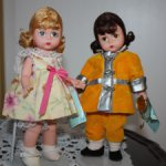 Куколки от Мадам Александр,Madame Alexander/