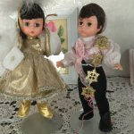 Куколки от Мадам Александер