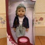 Грета Grete Gotz Готц Little Kidz литл кидз новинка 2020
