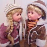 В продаже позитивные малыши-близнецы.