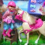 Срочно 2000р.!!! Набор «Челси и пони» из серии «Barbie и сестры в сказке о пони»