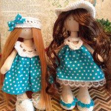 """Мини-толстоножки """"Алфавит"""". Текстильные куклы"""