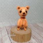 Медвежонок Апельсин