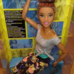 Барби безграничные движения с пучком
