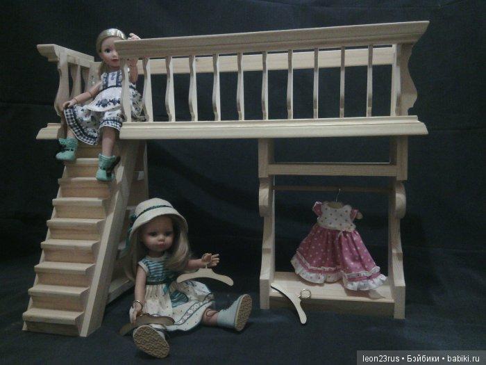 Кукольный домик своими руками, домик для куклы мастер 83