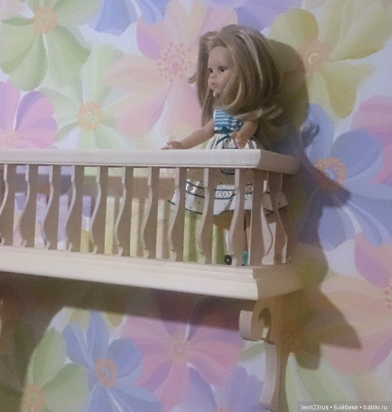 полка-балкон