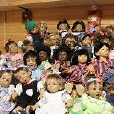 Испанские характерные куклы или моя младшая группа детского сада