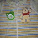 Лот одежды для малыша 56 см