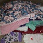 Лот одежды для куколки 68- 74 см