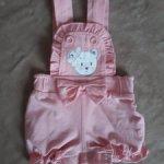 Лот одежды для куколки 62 см