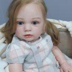 Кукла-реборн Тайра.