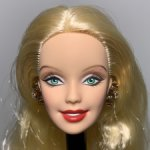 Голова Барби Холидей 2007 / Barbie holiday 2007