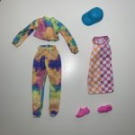 Одежда для Барби в спортивном стиле / barbie fashion pack