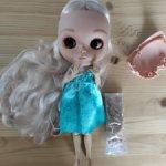 Куколка Блайз с подарками