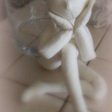 Играю в куклы. Продолжение.  Рождение куклы из ткани