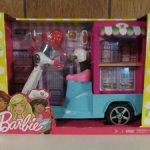 Игровой набор Barbie Фургончик-бистро. Барби. Маттел.