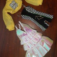 Одежда для кукол Барби. Лотом