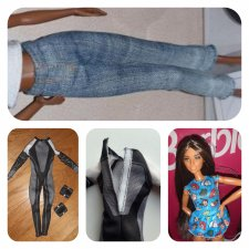 Одежда и аксессуары для кукол Барби и Кен. Маттел