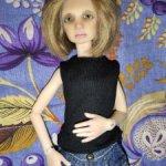 Девочка 26 см от Наташи Саморуковой