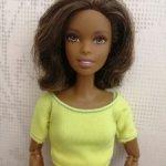 Кукла Barbie - йога. made move doll (барби безграничны движения)
