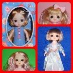 Шарнирные куколки 15см - новые 16-11-2020