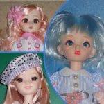 Шарнирные куклы 25 и 28 см в одежде и обуви - от 700р