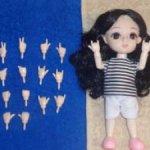 Набор дополнительных ручек для куколок baboliy - новогодние скидки