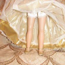 Слабые шарниры на ножках Золушки от Susan Wakeen