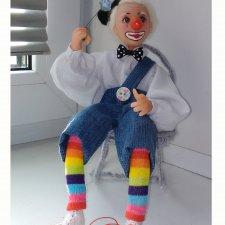 Клоун Степа, гроза американских ужасов, а для нас просто Степа