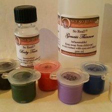 Инструменты и краски для реборн