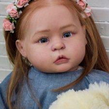Разрешите представить новую куколку реборн Princess Charlotte