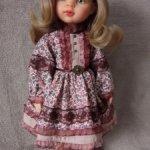 Платье для куклы Паола Рейна Paola reina