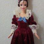 Барби Barbie Victorian lady