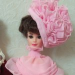Barbie as Eliza Doolittle my fair lady