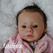 Кукла реборн из молда Moritz
