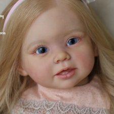 Кукла реборн Бонни