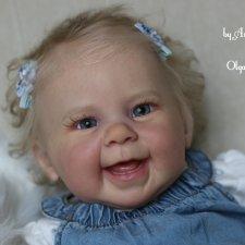 Моя малышка реборн Maizie #2