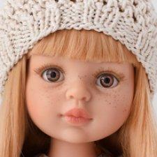 Нежный наряд для кукол Паола Рейна