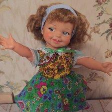 Похвастушки - кукла Гиглисс