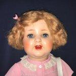 Большая куколка от Koenig & Wernicke!