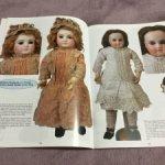 Новый журнал об антикварных куклах за 11.2014