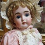 Антикварная кукла Кестнер, молд 152, рост 40 см