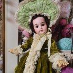 Антикварная кукла Арманд Марсель 1894