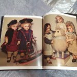 Альбом-справочник по антикварным куклам Штайнер