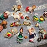 Старинные и винтажные коллекционные заводные игрушки