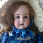 Антикварная кукла Кестнер