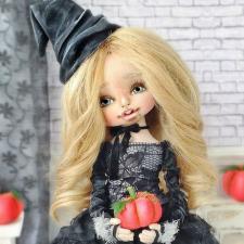 Ведьмочки, авторские куклы Моники Шонии