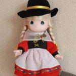 Кукла Гретхен от Precious Moments